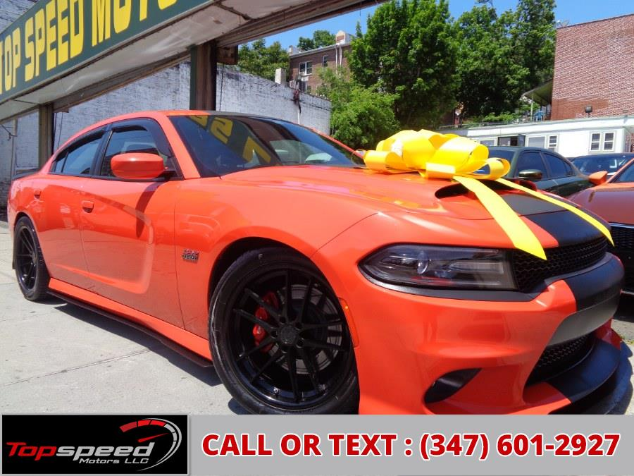 Used Dodge Charger R/T Scat Pack 2017   Top Speed Motors LLC. Jamaica, New York