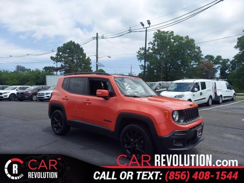 Used Jeep Renegade Altitude 2017   Car Revolution. Maple Shade, New Jersey