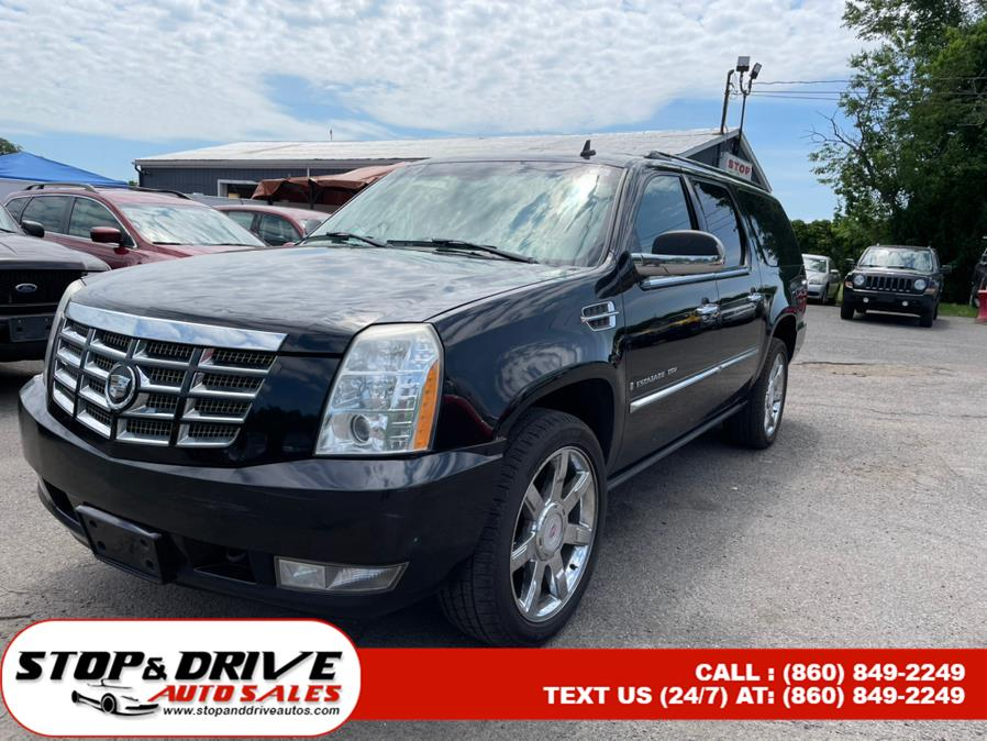 Used 2007 Cadillac Escalade ESV in East Windsor, Connecticut   Stop & Drive Auto Sales. East Windsor, Connecticut