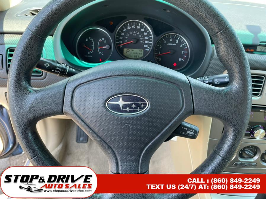 Used Subaru Forester (Natl) 4dr Auto X PZEV 2008 | Stop & Drive Auto Sales. East Windsor, Connecticut