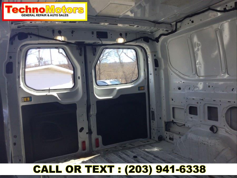 "Used Ford Transit Cargo Van T-150 130"" Low Rf 8600 GVWR Swing-Out RH Dr 2016 | Techno Motors . Danbury , Connecticut"
