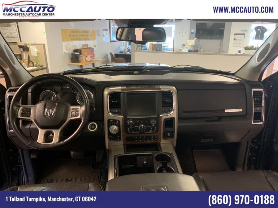 "Used Ram 1500 4WD Crew Cab 140.5"" Laramie 2015   Manchester Autocar Center. Manchester, Connecticut"