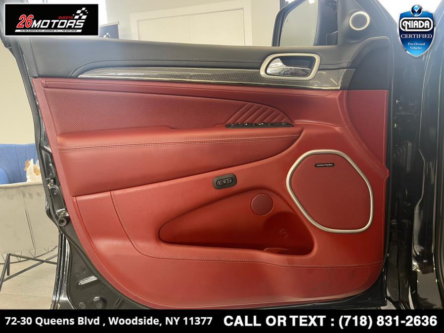 Used Jeep Grand Cherokee Trackhawk 4x4 2018   26 Motors Queens. Woodside, New York