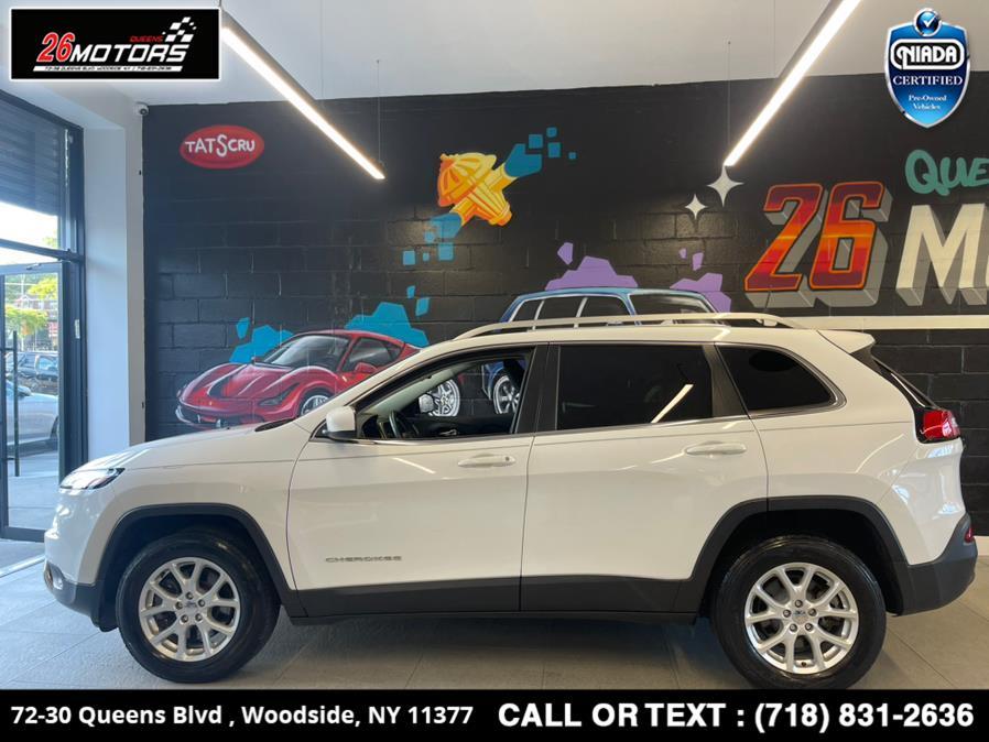 Used Jeep Cherokee Latitude 4x4 2017 | 26 Motors Queens. Woodside, New York