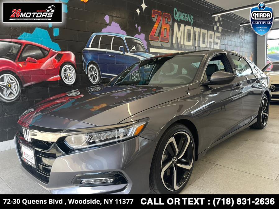 Used 2020 Honda Accord Sedan in Woodside, New York | 26 Motors Queens. Woodside, New York