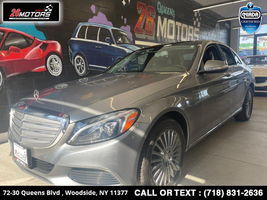 Used 2015 Mercedes-Benz C-Class in Woodside, New York | 26 Motors Queens. Woodside, New York