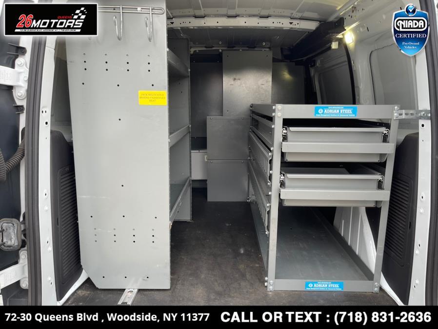 Used Ford Transit Connect Van XL LWB w/Rear Symmetrical Doors 2017 | 26 Motors Queens. Woodside, New York