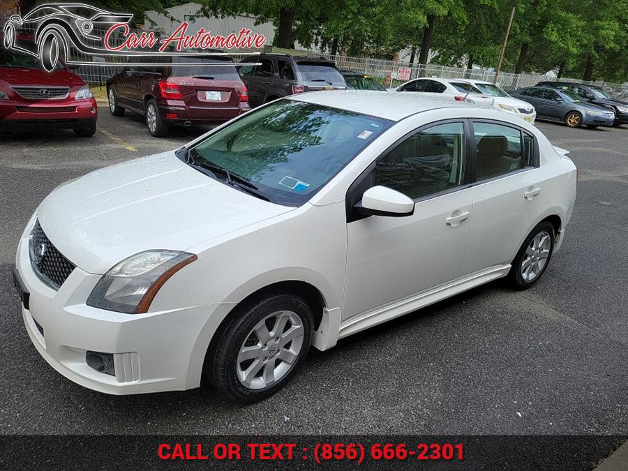 Used 2011 Nissan Sentra in Delran, New Jersey | Carr Automotive. Delran, New Jersey