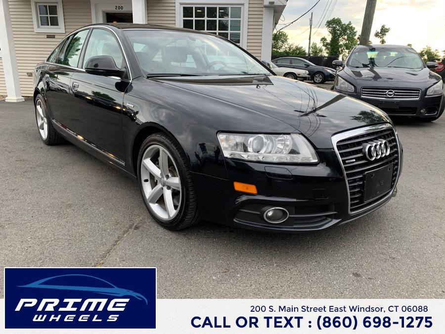 Used 2011 Audi A6 in East Windsor, Connecticut | Prime Wheels. East Windsor, Connecticut