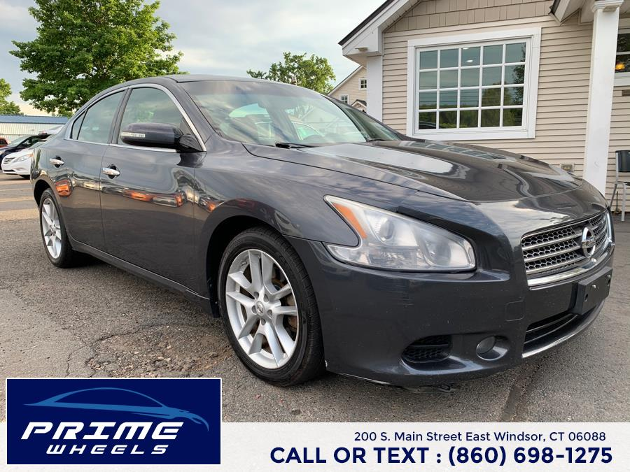 Used 2010 Nissan Maxima in East Windsor, Connecticut | Prime Wheels. East Windsor, Connecticut