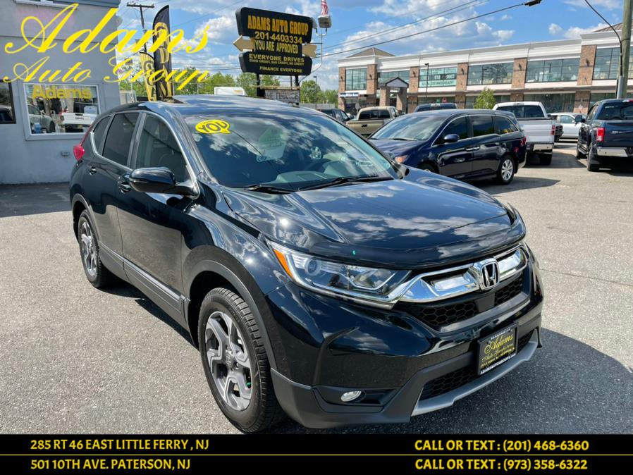 Used 2018 Honda CR-V in Paterson, New Jersey | Adams Auto Group. Paterson, New Jersey
