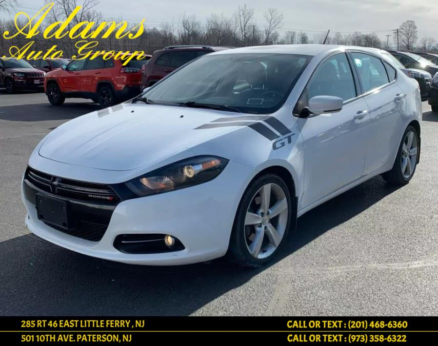 Used 2014 Dodge Dart in Paterson, New Jersey | Adams Auto Group. Paterson, New Jersey