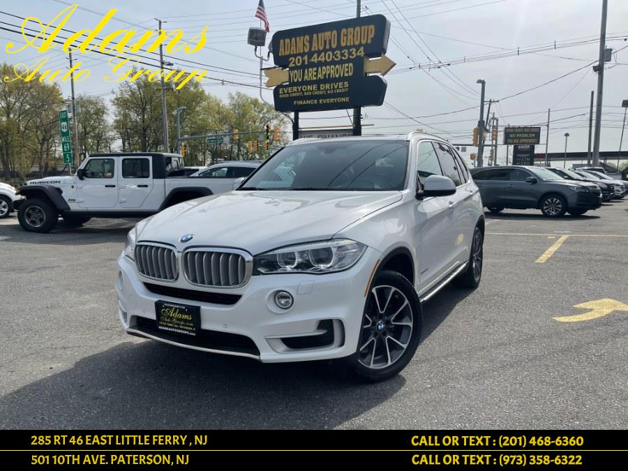 Used 2017 BMW X5 in Paterson, New Jersey | Adams Auto Group. Paterson, New Jersey