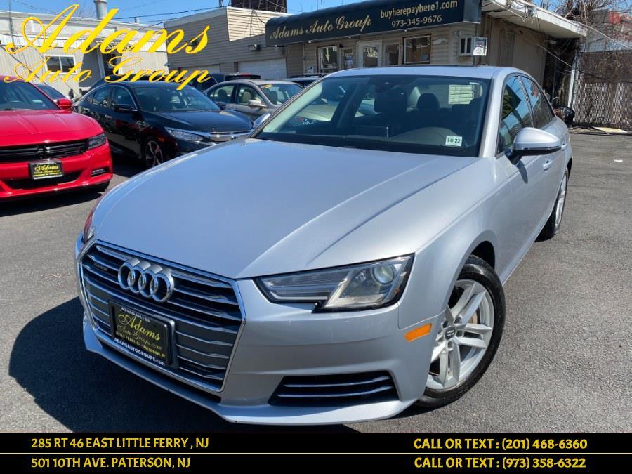 Used 2017 Audi A4 in Little Ferry , New Jersey | Adams Auto Group . Little Ferry , New Jersey