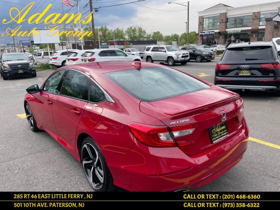 Used Honda Accord Sedan Sport 1.5T CVT 2018 | Adams Auto Group . Little Ferry , New Jersey