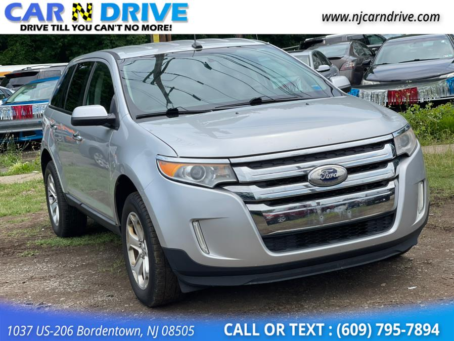 Used Ford Edge SEL FWD 2011   Car N Drive. Bordentown, New Jersey