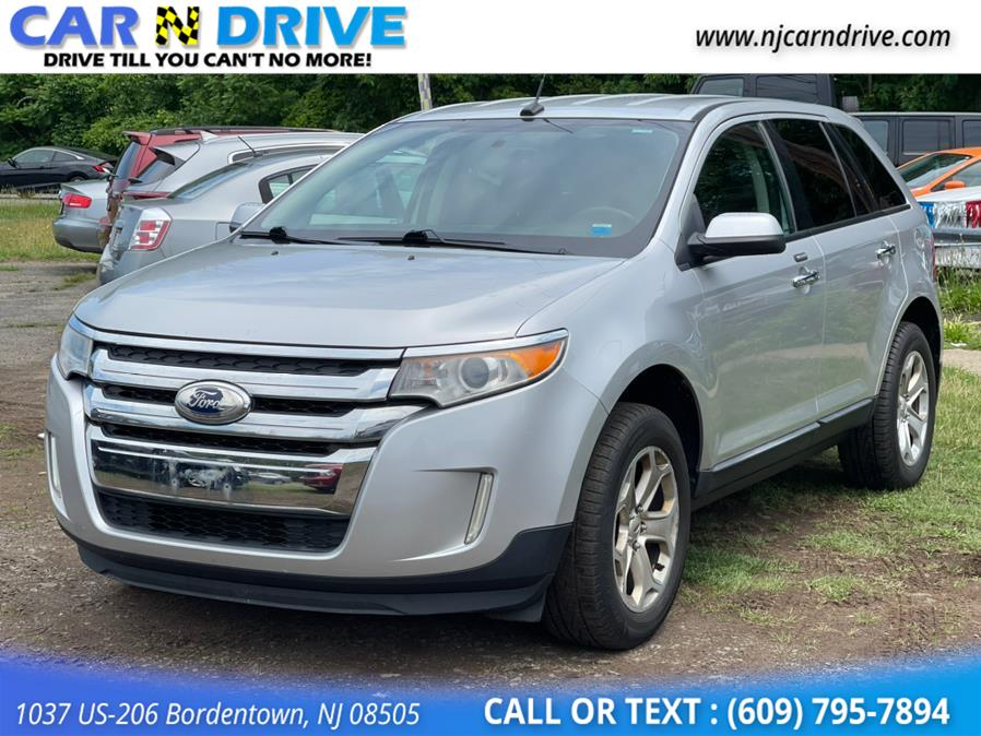Used Ford Edge SEL FWD 2011 | Car N Drive. Bordentown, New Jersey