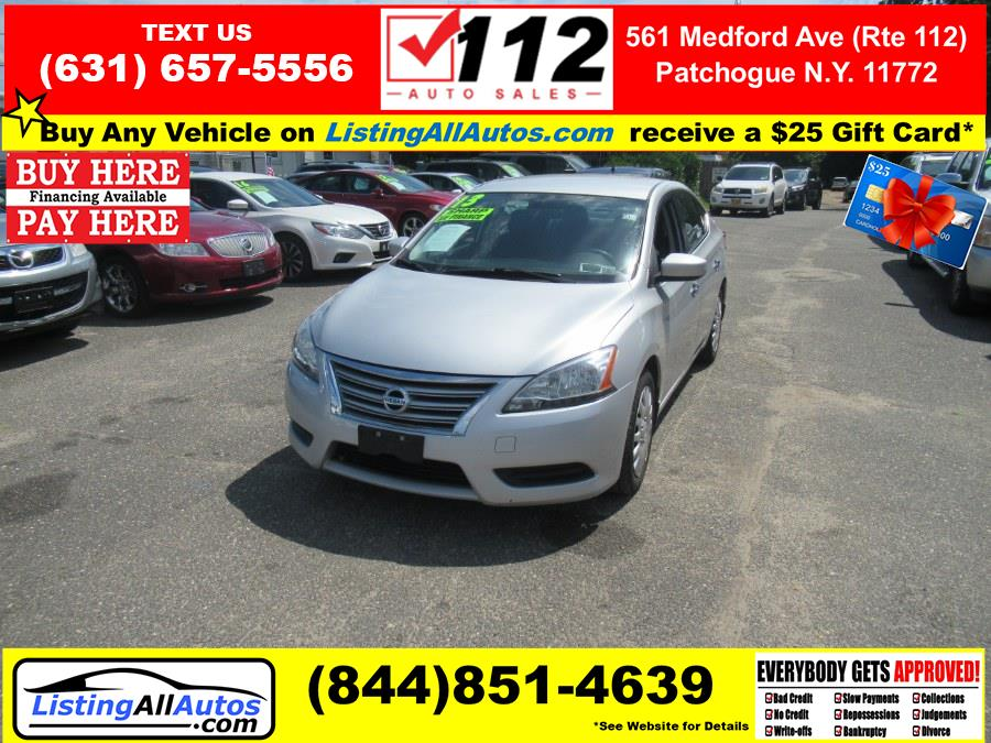 Used 2013 Nissan Sentra in Patchogue, New York   www.ListingAllAutos.com. Patchogue, New York