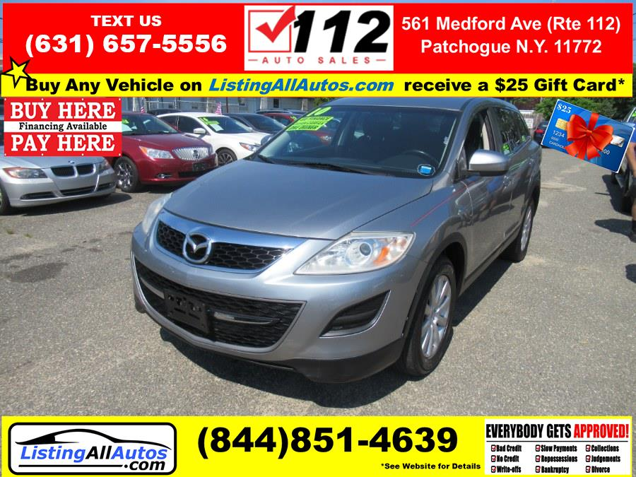 Used 2010 Mazda CX-9 in Patchogue, New York   www.ListingAllAutos.com. Patchogue, New York