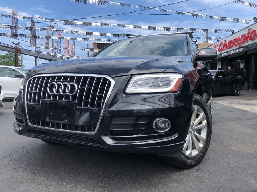 Used 2015 Audi Q5 in Bronx, New York | Champion Auto Sales. Bronx, New York
