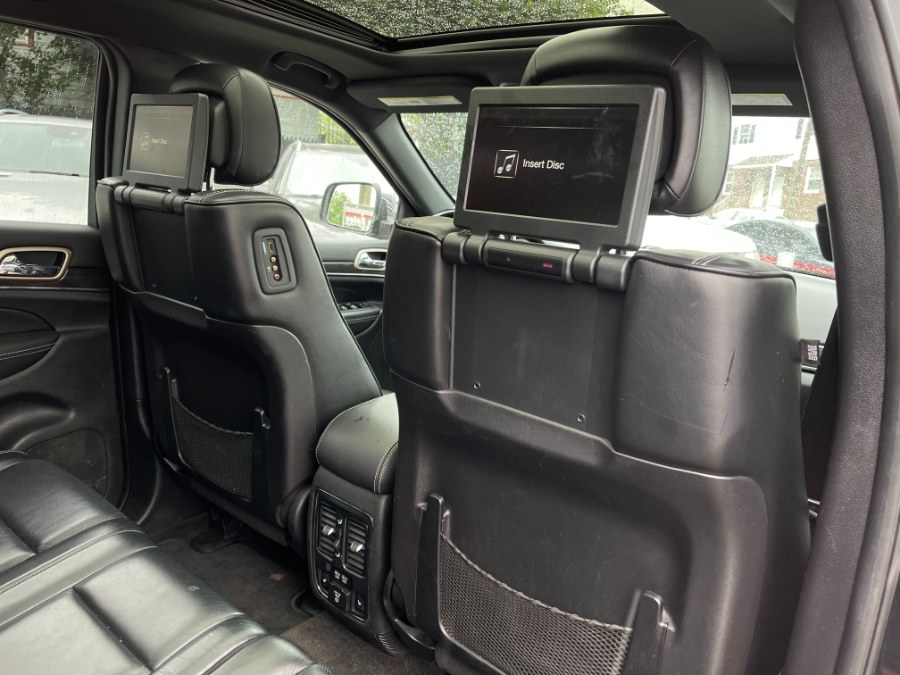 Used Jeep Grand Cherokee 4WD 4dr Overland 2015   Champion Auto Sales. Hillside, New Jersey