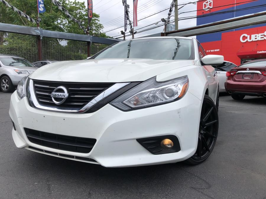 Used 2018 Nissan Altima in Bronx, New York | Champion Auto Sales. Bronx, New York