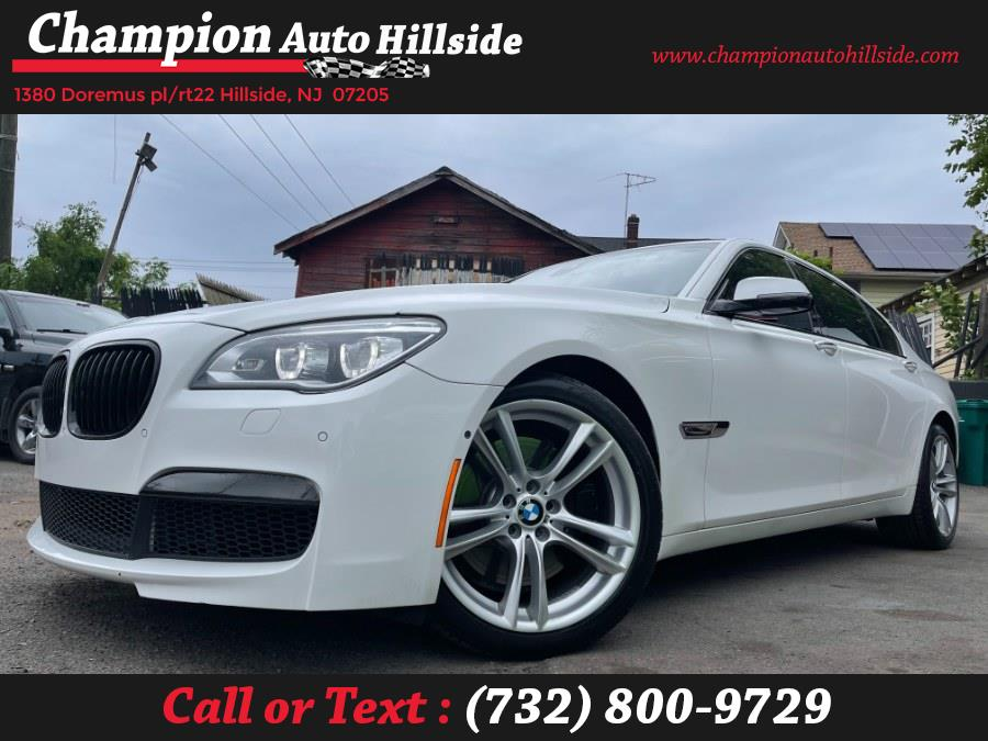 Used 2013 BMW 7 Series in Hillside, New Jersey | Champion Auto Hillside. Hillside, New Jersey