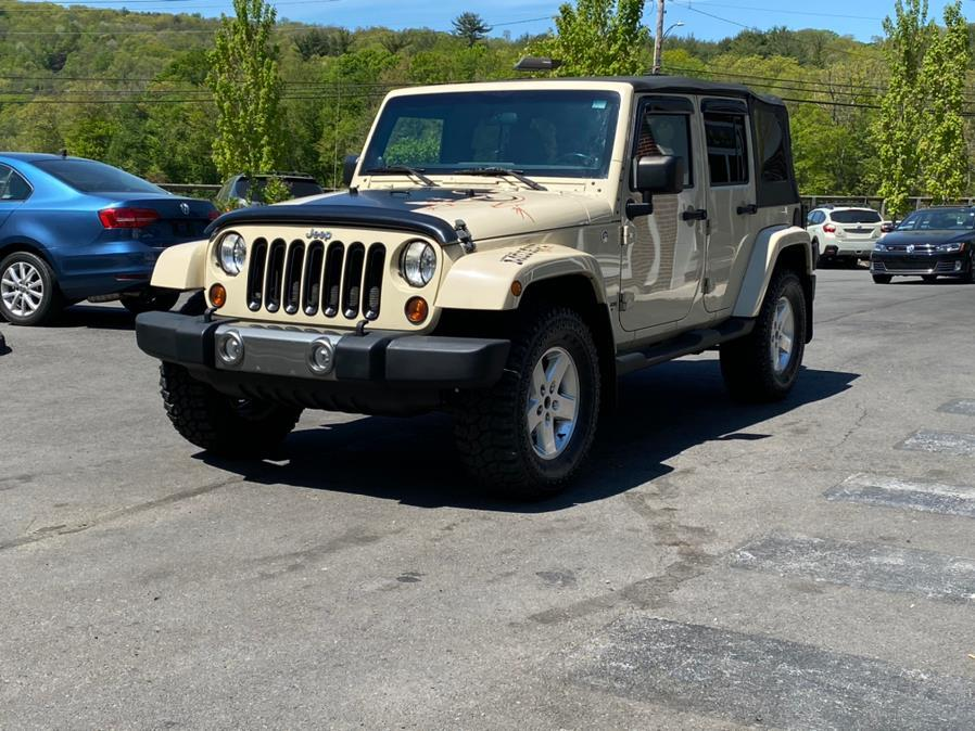 Used Jeep Wrangler Unlimited 4WD 4dr Mojave 2011 | Lava Motors 2 Inc. Canton, Connecticut