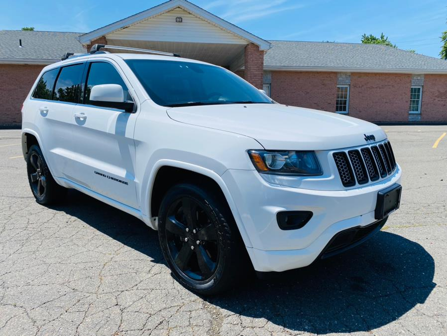 2015 Jeep Grand Cherokee 4WD 4dr Altitude, available for sale in New Britain, CT