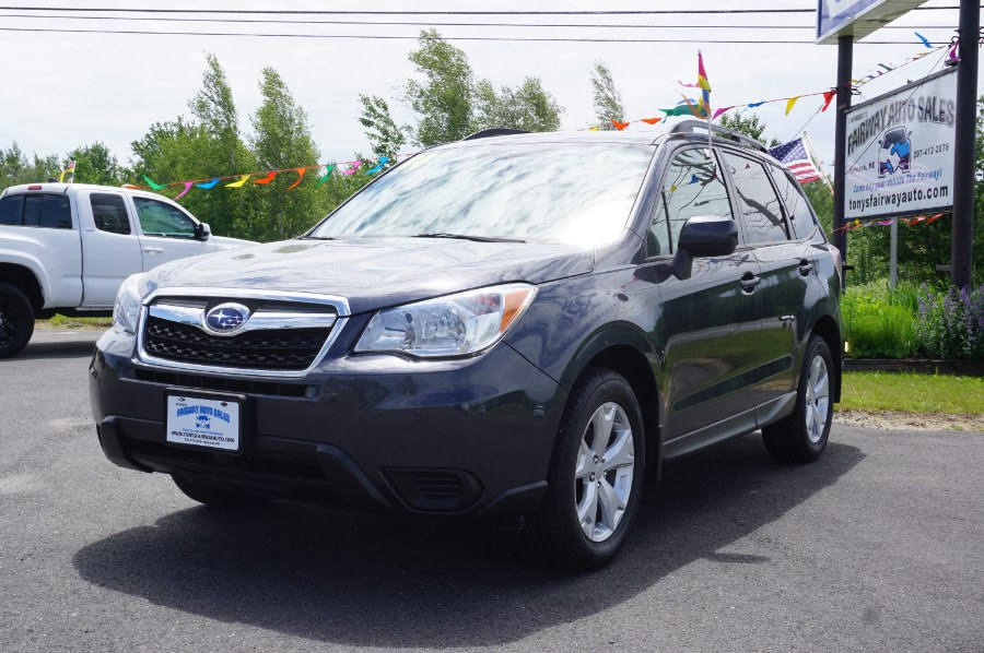 Used 2014 Subaru Forester in Hancock, Maine   Fairway Auto Sales. Hancock, Maine