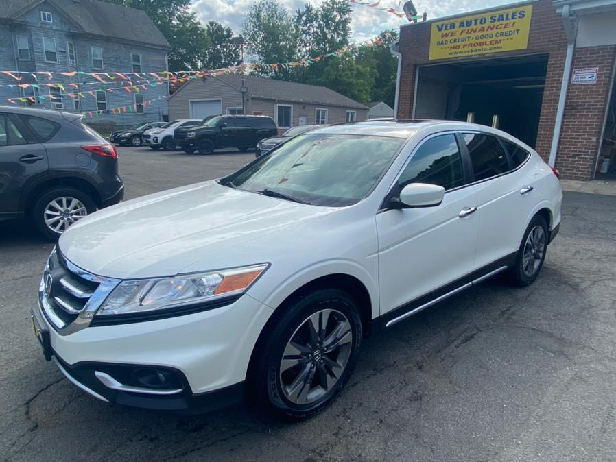 Used Honda Crosstour 4WD V6 5dr EX-L 2015   VEB Auto Sales. Hartford, Connecticut
