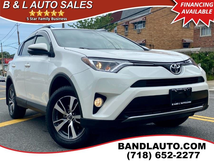 Used 2016 Toyota RAV4 in Bronx, New York | B & L Auto Sales LLC. Bronx, New York