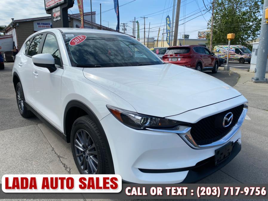 Used 2018 Mazda CX-5 in Bridgeport, Connecticut | Lada Auto Sales. Bridgeport, Connecticut