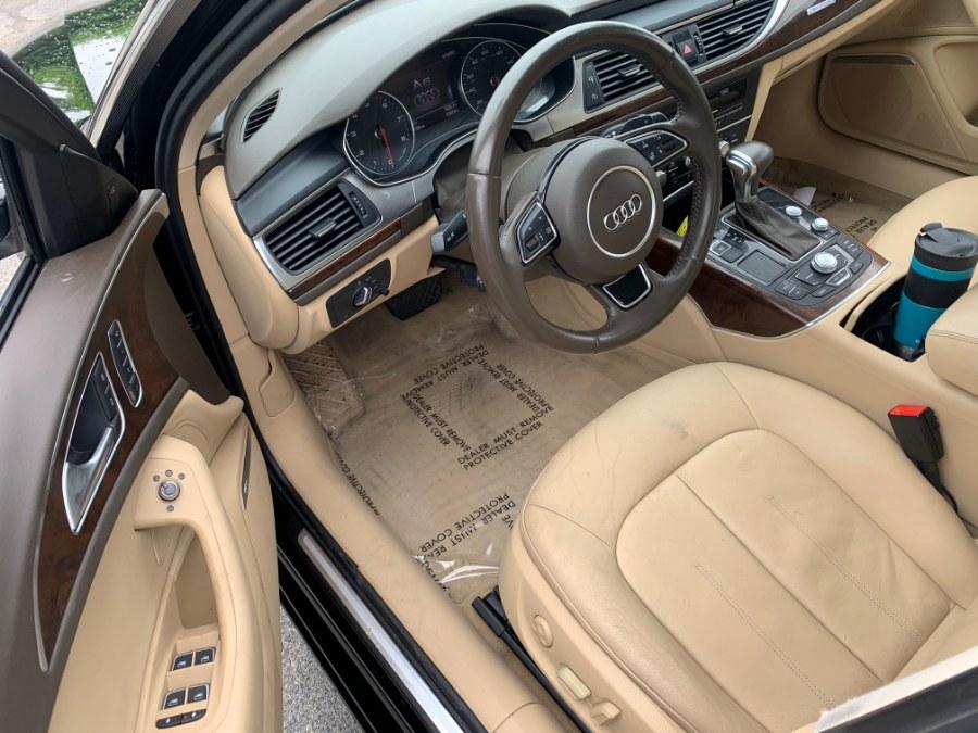 Used Audi A6 4dr Sdn quattro 2.0T Premium Plus 2015 | J & A Auto Center. Raynham, Massachusetts