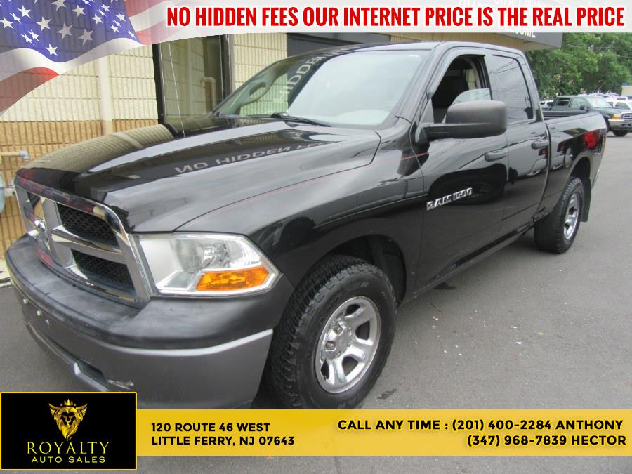 """Used Ram 1500 4WD Quad Cab 140.5"""" ST 2011 