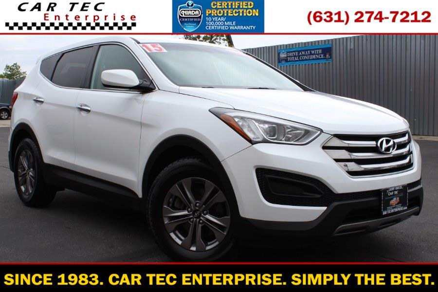 Used Hyundai Santa Fe Sport AWD 4dr 2.4 2015   Car Tec Enterprise Leasing & Sales LLC. Deer Park, New York
