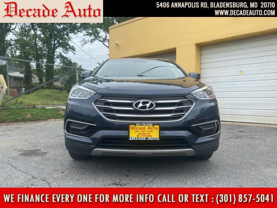 Used 2017 Hyundai Santa Fe Sport in Bladensburg, Maryland   Decade Auto. Bladensburg, Maryland