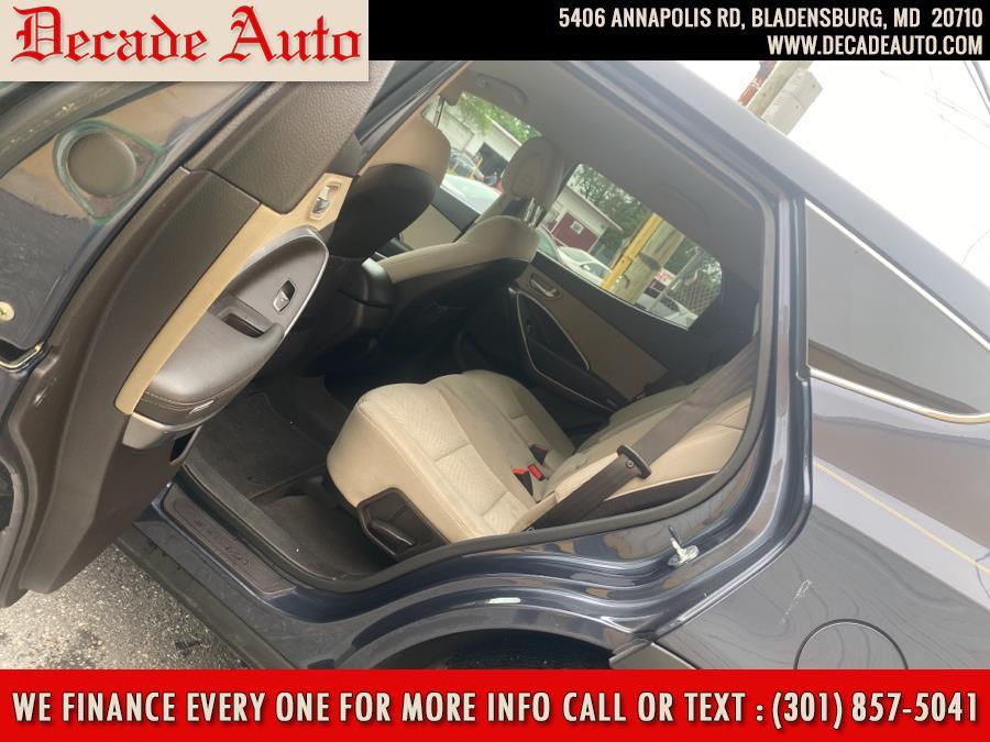 Used Hyundai Santa Fe Sport 2.4L Auto 2017   Decade Auto. Bladensburg, Maryland