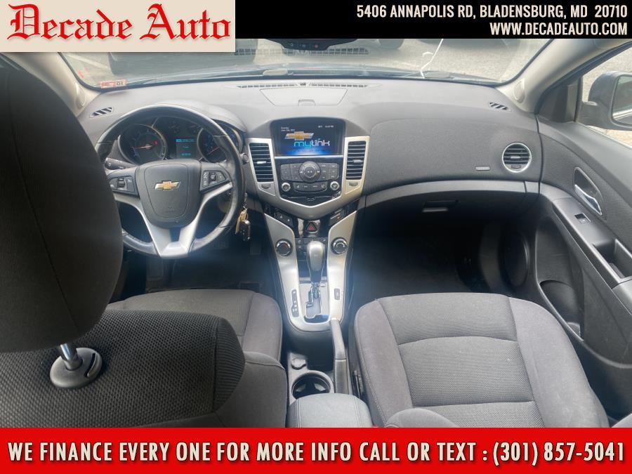 Used Chevrolet Cruze 4dr Sdn Auto ECO 2014   Decade Auto. Bladensburg, Maryland