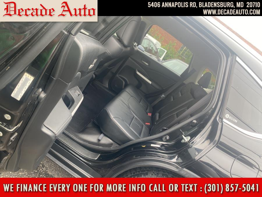 Used Honda CR-V 4WD 5dr EX-L w/RES 2012 | Decade Auto. Bladensburg, Maryland