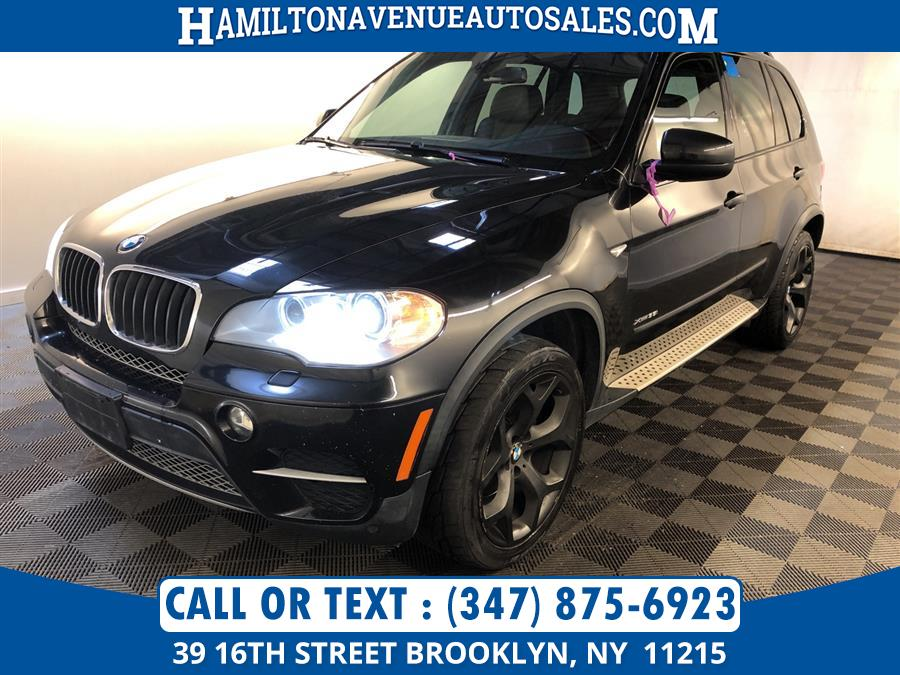 Used BMW X5 XDRIVE SPORT 2013   Hamilton Avenue Auto Sales DBA Nyautoauction.com. Brooklyn, New York