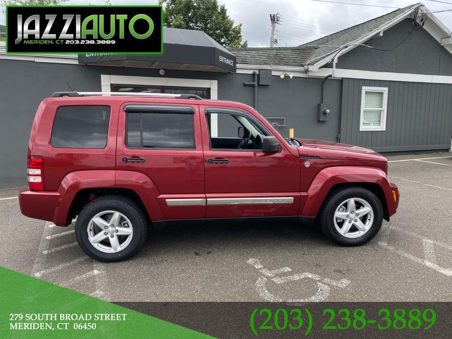 Used Jeep Liberty 4WD 4dr Limited 2012 | Jazzi Auto Sales LLC. Meriden, Connecticut