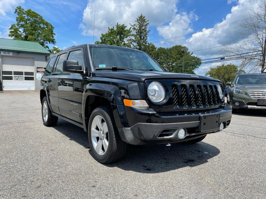 Used Jeep Patriot 4WD 4dr Latitude 2012 | Merrimack Autosport. Merrimack, New Hampshire