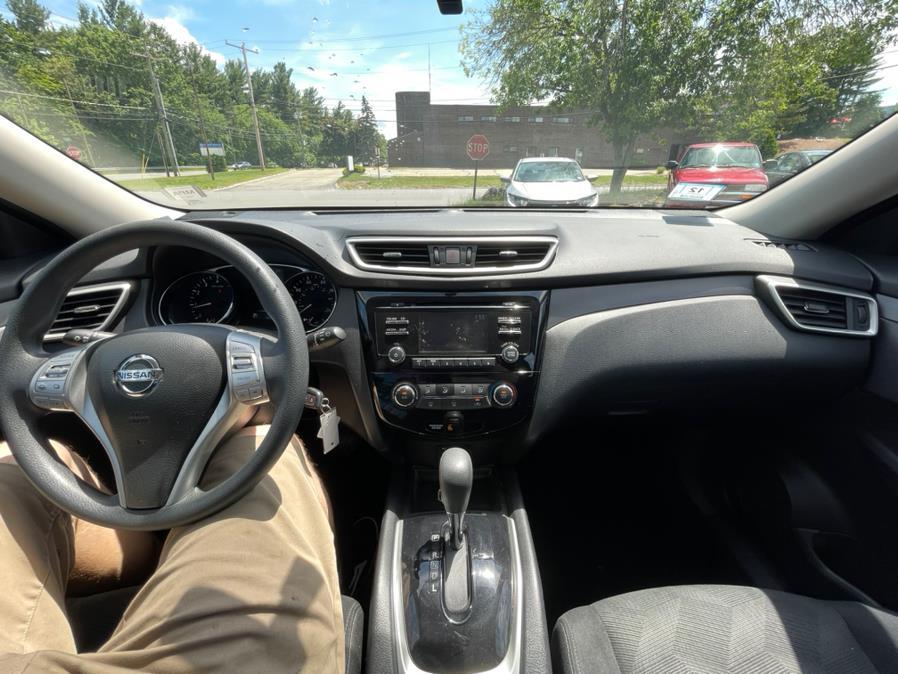 Used Nissan Rogue AWD 4dr S 2014 | Merrimack Autosport. Merrimack, New Hampshire