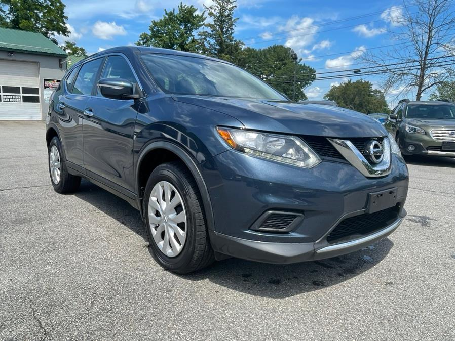 Used 2015 Nissan Rogue in Merrimack, New Hampshire   Merrimack Autosport. Merrimack, New Hampshire