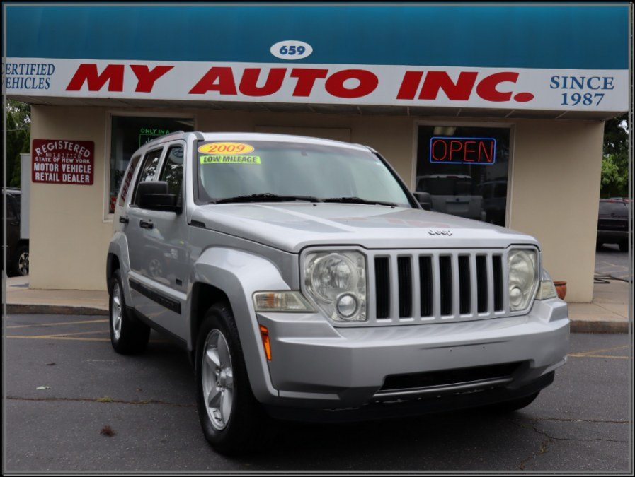 Used 2009 Jeep Liberty in Huntington Station, New York | My Auto Inc.. Huntington Station, New York