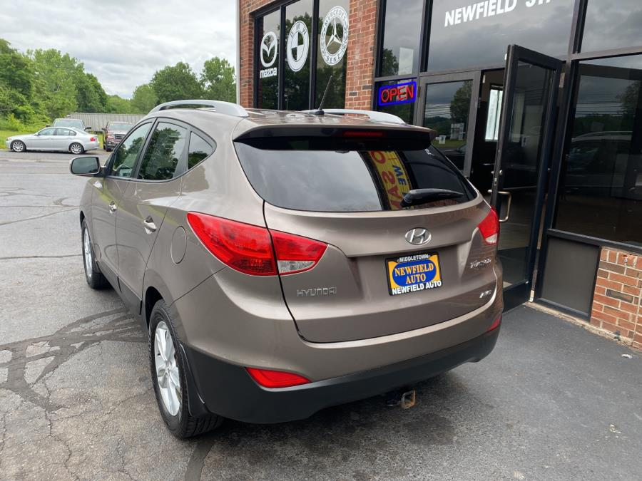 Used Hyundai Tucson AWD 4dr Auto GLS 2013 | Newfield Auto Sales. Middletown, Connecticut