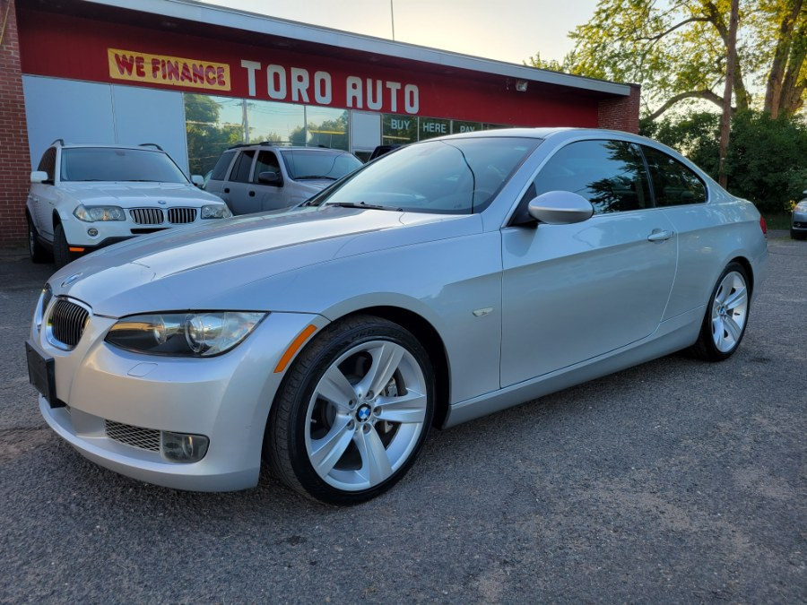 Used BMW 3 Series Twin Turbo 2dr Cpe 335i RWD Sport PKG 2007 | Toro Auto. East Windsor, Connecticut