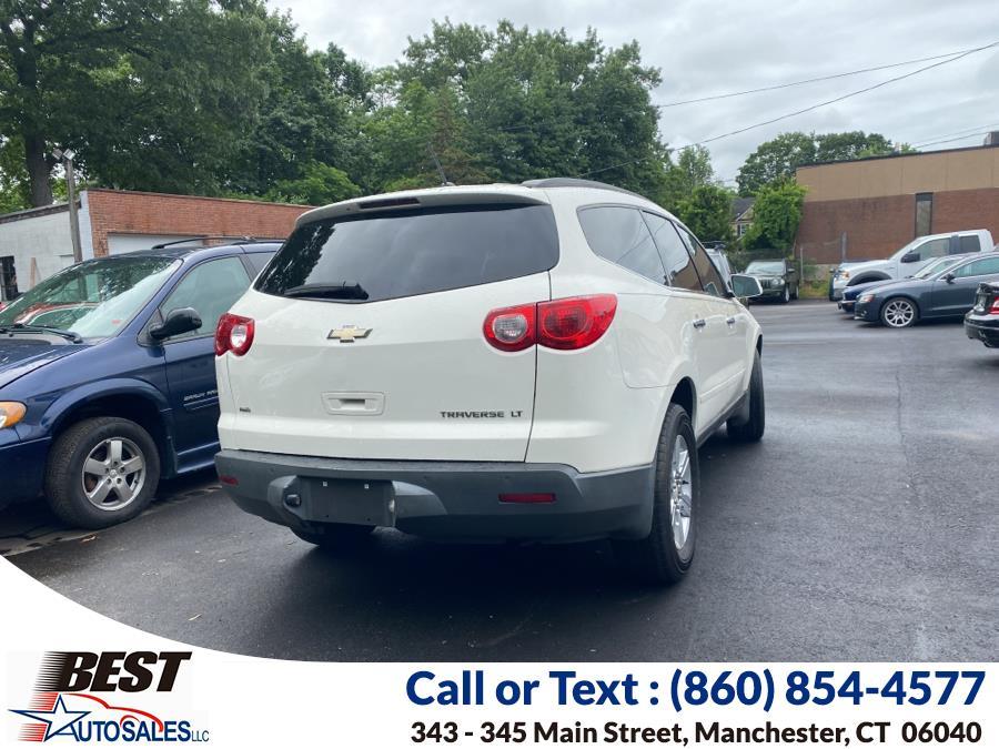 Used Chevrolet Traverse AWD 4dr LT w/1LT 2012   Best Auto Sales LLC. Manchester, Connecticut
