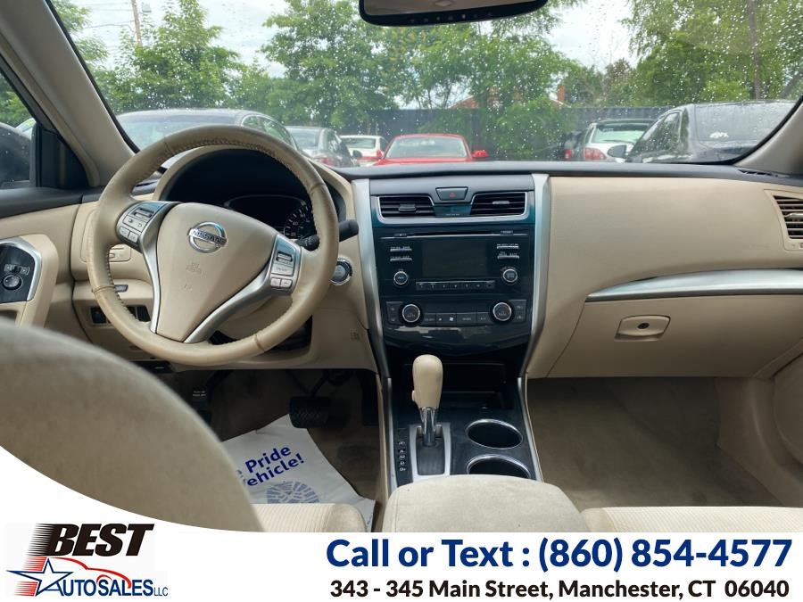 Used Nissan Altima 4dr Sdn I4 2.5 SL 2013   Best Auto Sales LLC. Manchester, Connecticut